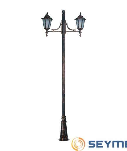 bahçe-aydınlatma-direği-altıgen-fener-serisi-1724