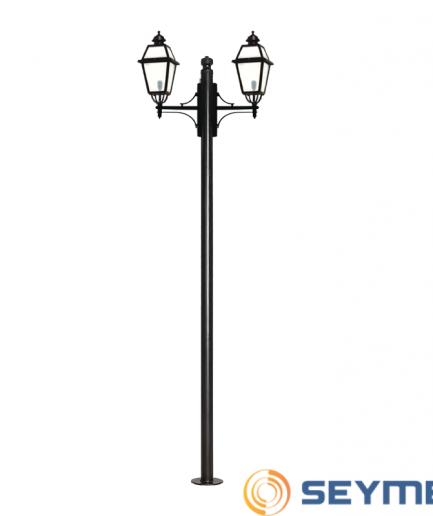 bahçe-aydınlatma-direği-büyük-kare-fener-serisi-1628